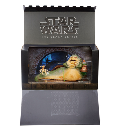 JABBA THE HUTT'S THRONE ROOM (SDCC & JEDI-CON EXCLUSIVE 2014)
