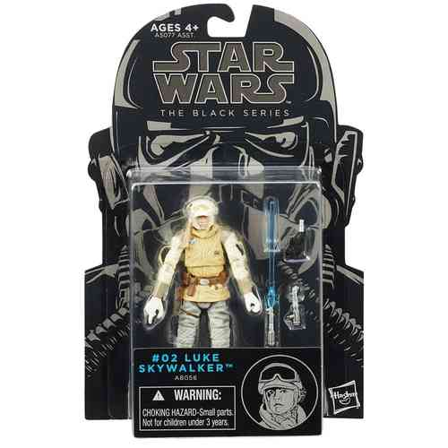LUKE SKYWALKER (HOTH) #02 (BLUE)