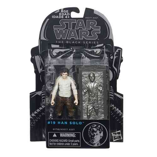 HAN SOLO (CARBONITE) #19 (BLUE)