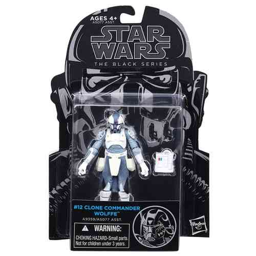 CLONE COMMANDER WOLFFE #12 (BLUE)