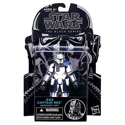 CAPTAIN REX #09 (BLUE)
