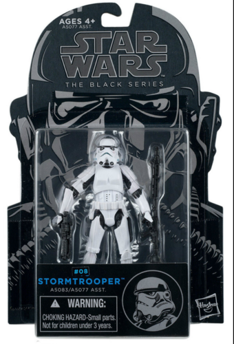 STORMTROOPER #08 (BLUE)
