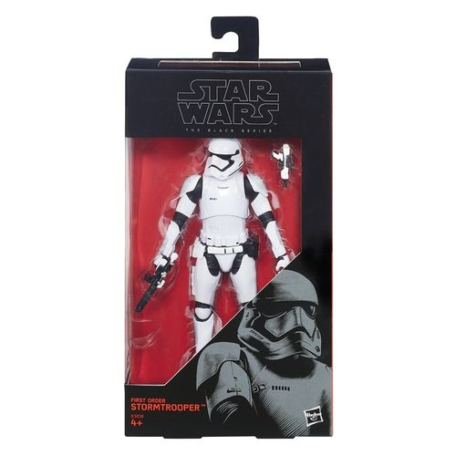 FIRST ORDER STORMTROOPER #04 (RED)