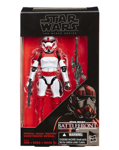 BATTLEFRONT IMPERIAL SHOCKTROOPER / EXCLUSIV