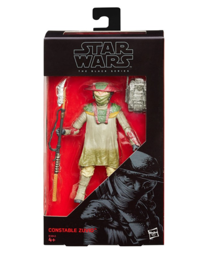 CONSTABLE ZUVIO #09 (RED)
