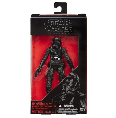 FIRST ORDER TIE FIGHTER PILOT #11 (RED)