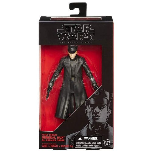 FIRST ORDER GENERAL HUX #13 (RED)