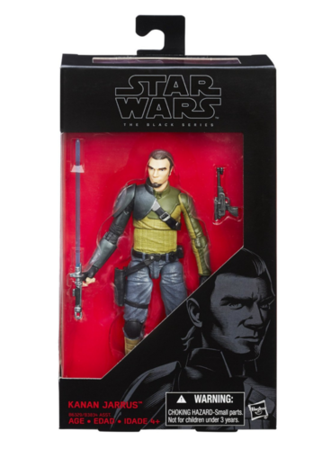 KANAN JARRUS #20 (RED)