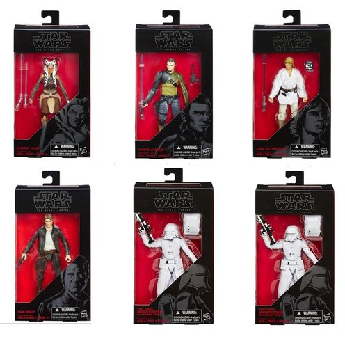 BLACK SERIES WAVE 15 / CLOSED CASE (29,98 € PRO FIGUR)