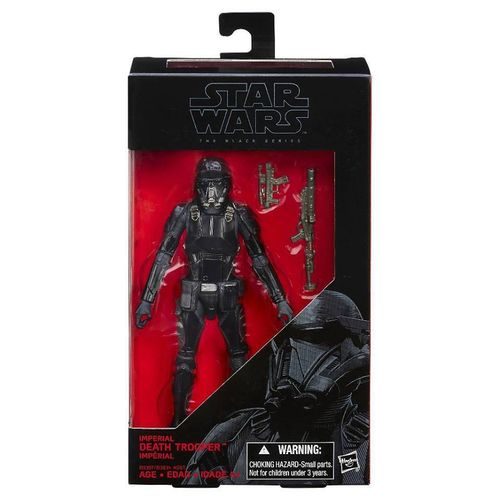 ROGUE ONE - IMPERIAL DEATH TROOPER #25 (RED)