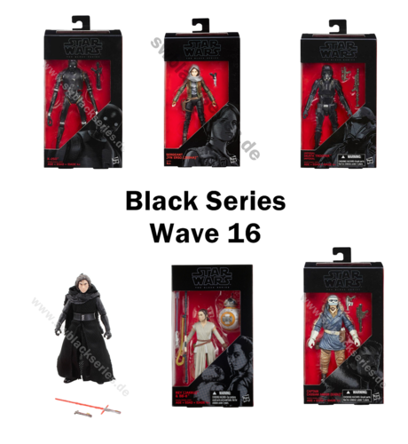WAVE 16 / CLOSED CASE (16,65 € PRO FIGUR)