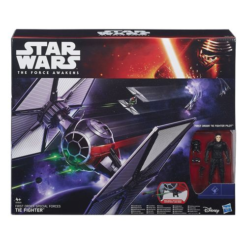 FIRST ORDER SPECIAL FORCES TIE FIGHTER / TFA