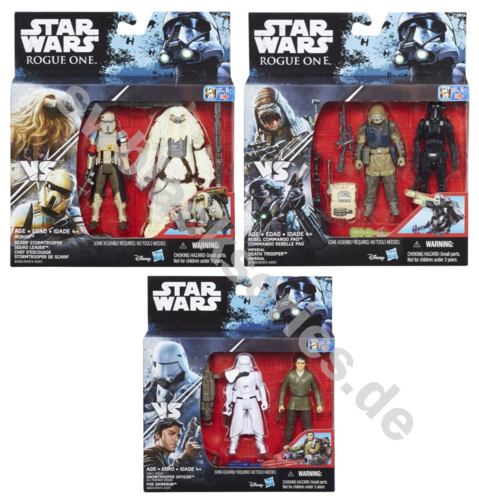 ROGUE ONE 2-PACKS / WAVE 1