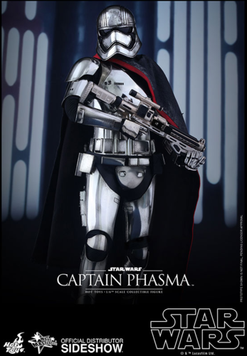 HOT TOYS STAR WARS CAPTAIN PHASMA 1:6 SCALE