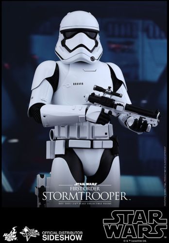 HOT TOYS STAR WARS FIRST ORDER STORMTROOPER 1:6 SCALE
