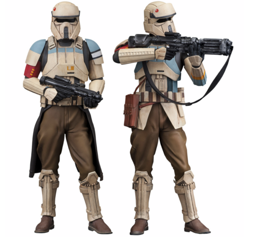KOTOBUKIYA STAR WARS ROGUE ONE SCARIF STORMTROOPER 2-PACK