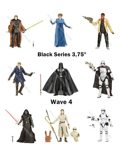 "WAVE 4 / 3,75"" / 9-PACK / WALMART EXCLUSIVE"