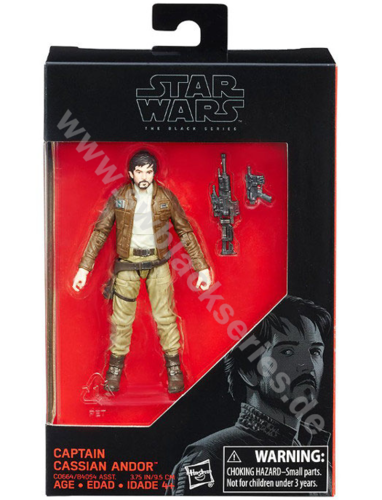 ROGUE ONE CAPTAIN CASSIAN ANDOR 3,75""