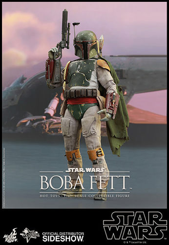 HOT TOYS BOBA FETT / SIXTH SCALE