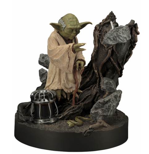 KOTOBUKIYA YODA / THE EMPIRE STRIKES BACK ARTFX STATUE 1/7