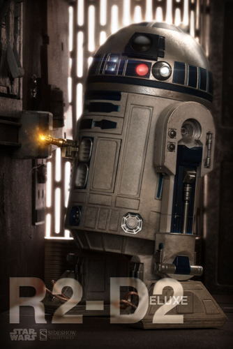 SIDESHOW R2-D2 DELUXE 1/6