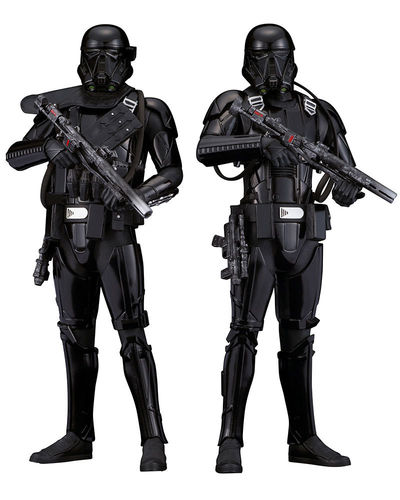 KOTOBUKIYA STAR WARS ROGUE ONE DEATH TROOPER 2-PACK / ARTFX+ 1:10