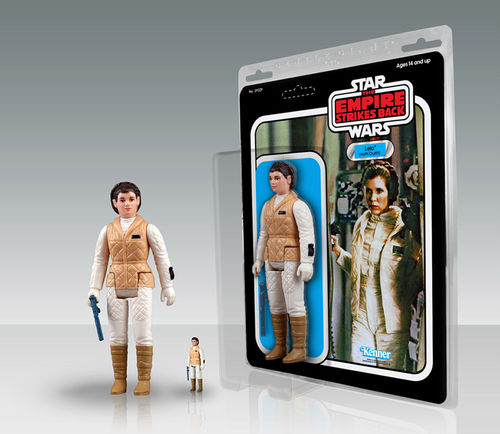 GENTLE GIANT PRINCESS LEIA (HOTH) / JUMBO SIZE 12""