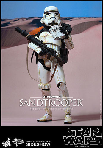 HOT TOYS STAR WARS SANDTROOPER / SIXTH SCALE
