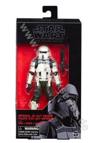 "BLACK SERIES AT-ACT DRIVER 6"" / TARGET'S EXCLUSIVE / AKTUELL RELEASE"