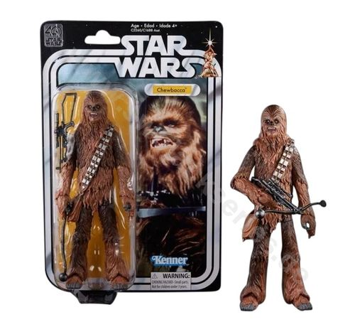 BLACK SERIES 40th ANNIVERSARY CHEWBACCA 6""
