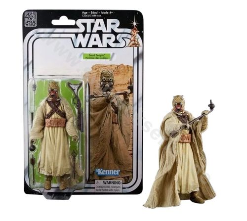 BLACK SERIES 40th ANNIVERSARY SAND PEOPLE / TUSKEN RAIDER 6""