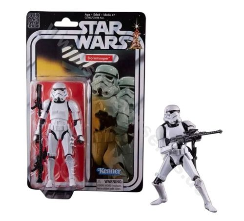 BLACK SERIES 40th ANNIVERSARY STORMTROOPER 6""