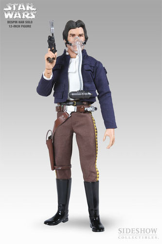 SIDESHOW STAR WARS HAN SOLO (BESPIN) / SIXTH SCALE
