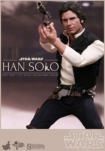 HOT TOYS HAN SOLO (EPISODE IV) / SIXTH SCALE