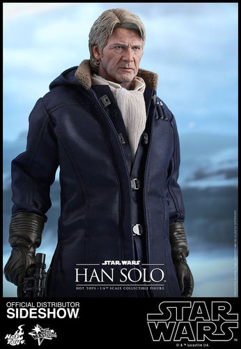 HOT TOYS HAN SOLO - THE FORCE AWAKENS / SIXTH SCALE