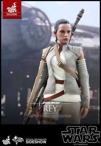 HOT TOYS REY (RESISTANCE OUTFIT) / HOT TOYS EXCLUSIVE / SIXTH SCALE