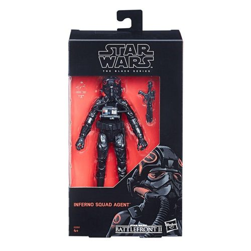 "BATTLEFRONT II INFERNO SQUADRON TIE PILOT 6"" / GAMESTOP EXCLUSIVE"