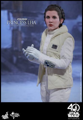 HOT TOYS STAR WARS / PRINCESS LEIA (HOTH) / SIXTH SCALE