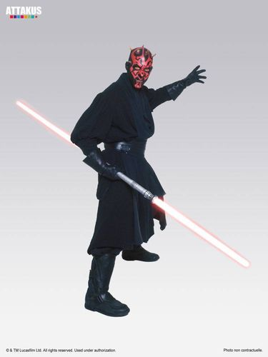 ATTAKUS STAR WARS ELITE COLLECTION DARTH MAUL / 16 CM