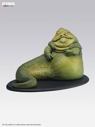 ATTAKUS STAR WARS ELITE COLLECTION JABBA THE HUTT / 21 CM