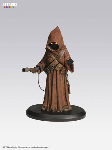 ATTAKUS STAR WARS ELITE COLLECTION JAWA / 14 CM