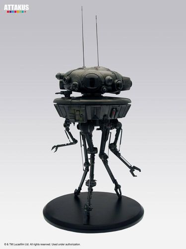 ATTAKUS STAR WARS ELITE COLLECTION IMPERIAL PROBE DROID / 22 CM