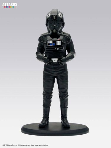 ATTAKUS STAR WARS ELITE COLLECTION TIE FIGHTER PILOT / 18 CM