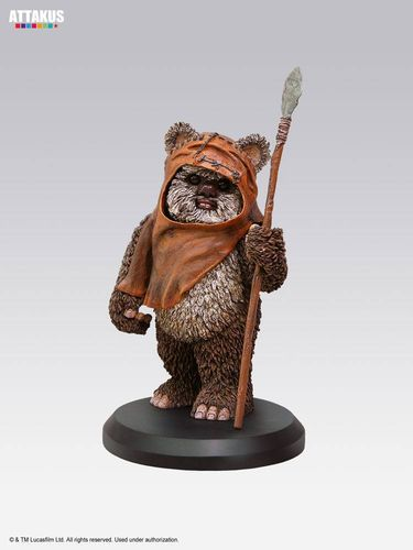 ATTAKUS STAR WARS ELITE COLLECTION WICKET / 9 CM