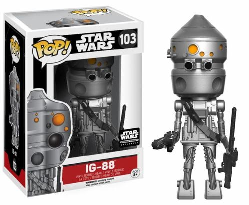 FUNKO POP! STAR WARS - IG-88