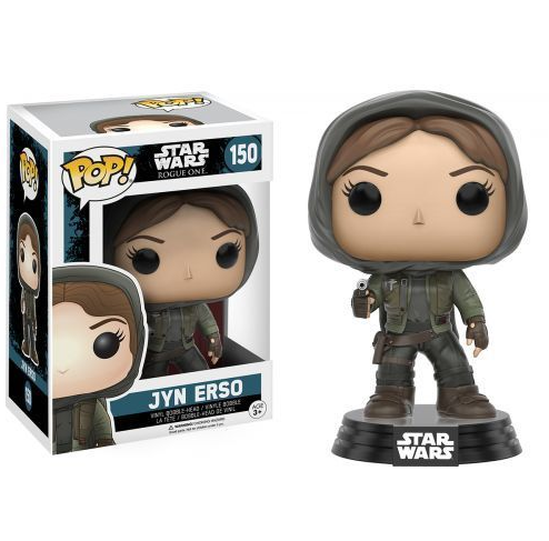 FUNKO POP! JYN ERSO HOODED #150