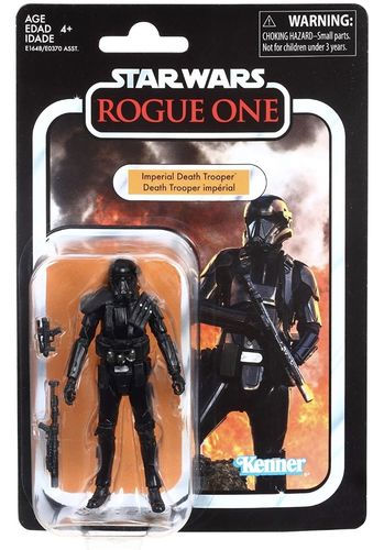 THE VINTAGE COLLECTION - IMPERIAL DEATH TROOPER 3,75""