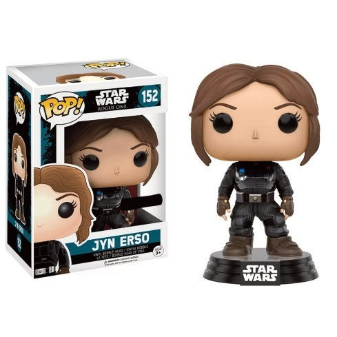 FUNKO POP ! JYN ERSO (GROUND CREW DISGUISE) #152