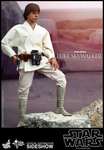 HOT TOYS LUKE SKYWALKER (EPISODE IV) 1/6 MMS297