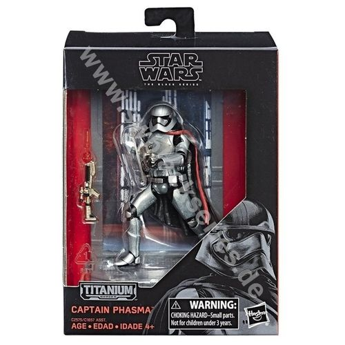 BLACK SERIES TITANIUM CAPTAIN PHASMA 3,75""
